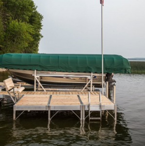 image of ShoreMaster Boat Lift