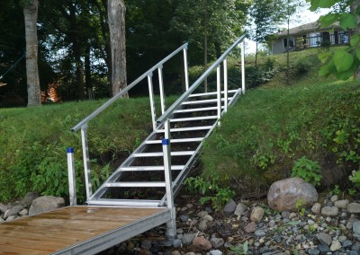 image of Steps with Handrails