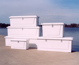 image of Assorted Dock Boxes