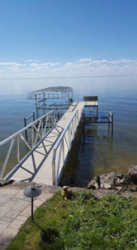 image of Gangway for dock access