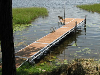 TS9 Truss Dock • Pier & Waterfront Solutions LLC