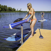 image of ShoreMaster Kayak/Canoe Rack