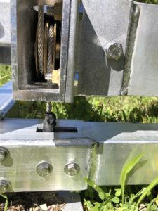 image of ShoreMaster Brass Pulleys