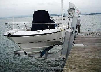 WHAT STYLES OF BOAT LIFTS ARE AVAILABLE?  Part 2 of 4