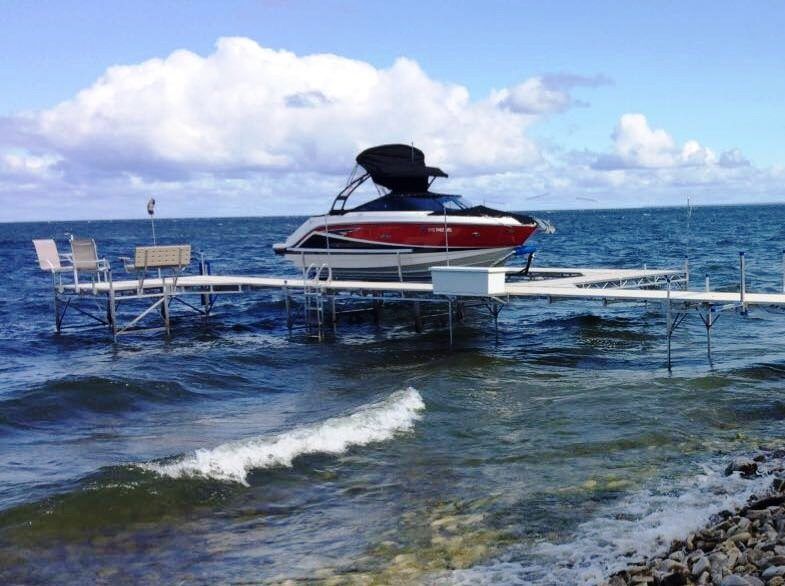 image of Hydraulic Lift by ShoreMaster
