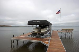 image of ShoreMaster Pontoon Lift