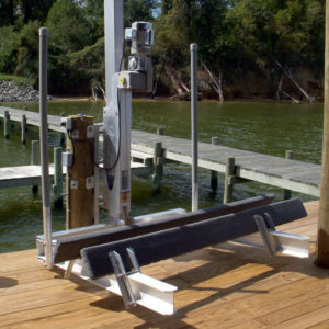 image of Swinger 1500 # Jet Ski Lift