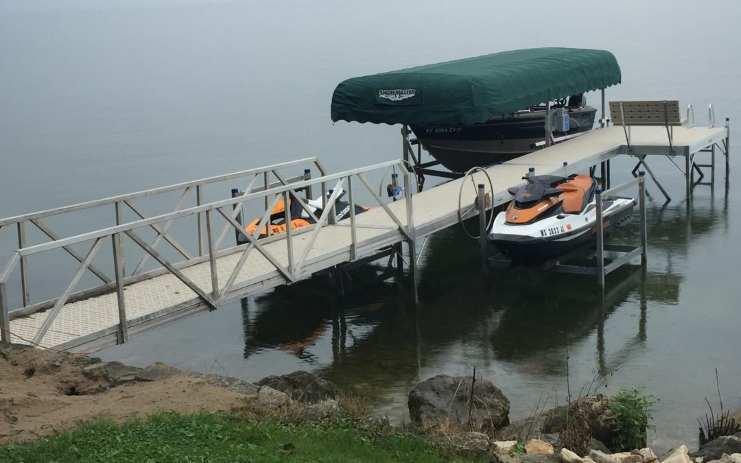 HOW TO ACCESS A DOCK EASIER