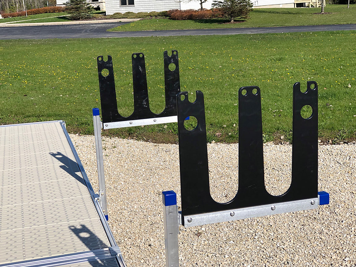 PaddleBoard Rack